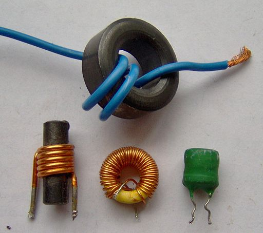 inductor topologies