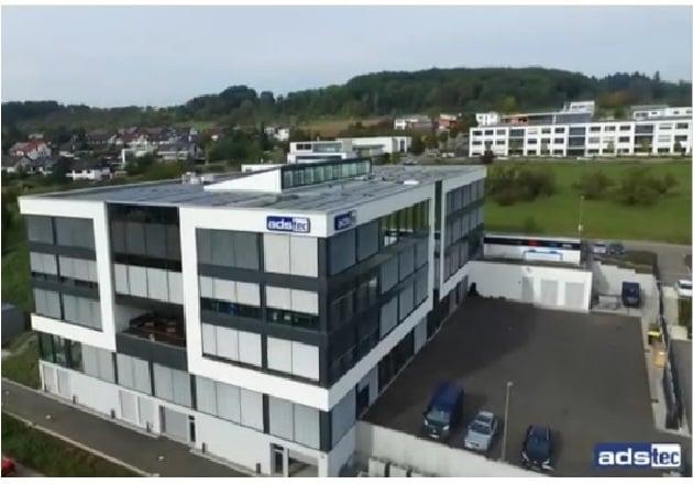 ADS-TEC GmbH headquarters in Nürtingen, Germany. Image used courtesy of ADS-TEC