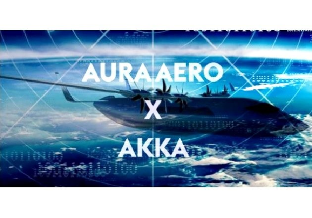 AURA AERO and AKKA partner to develop low-carbon electric aircraft. Image used courtesy of AKKA Technologies