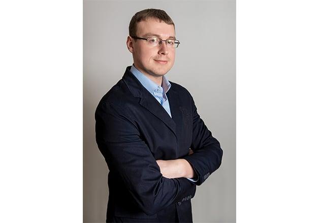 Alexey Cherkasov, Head of Marketing Department