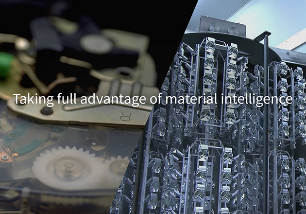Mitsui Kinzoku are forerunners in materials intelligence.