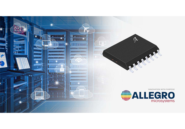Allegro's New ACS37800 IC Integrates Power, Voltage, and Current Monitoring with Reinforced Isolation Figure