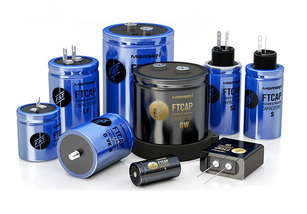 Mersen FTCAP capacitors are the right choice for special applications in small and medium quantities