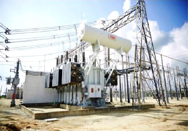 An ABB power transformer. Image used courtesy of ABB.