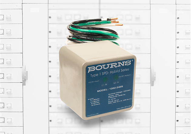 Bourns Type-1 SPD-Hybrid Series Product Image