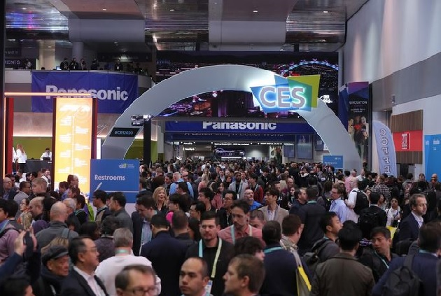 CES 2020 photo, courtesy of the Consumer Technology Association (CTA).