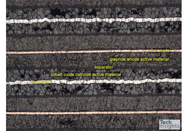 EB-BG977ABU Cross Sectional Detail
