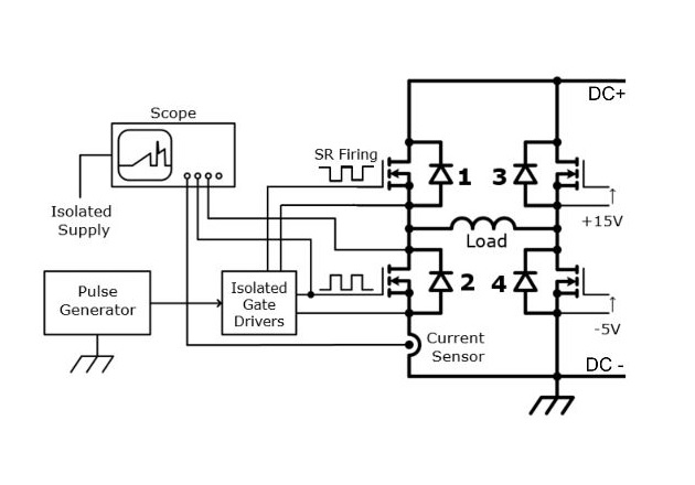 Figure 2: Typical DPT circuit diagram