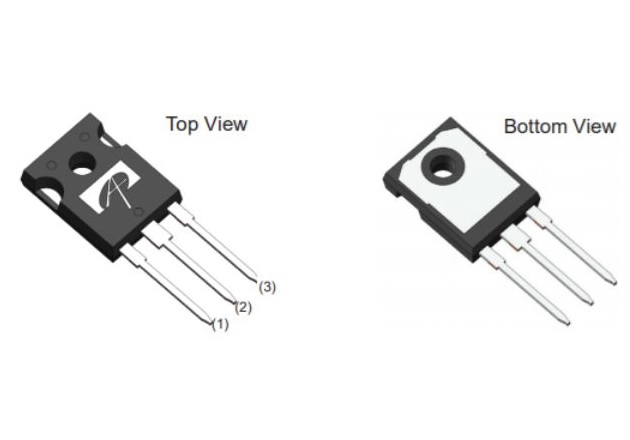 1200V αSiC MOSFETs From Alpha and Omega Semiconductor