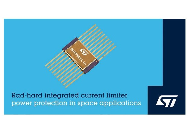 RHRPMICL1A Integrated Current Limiter From STMicroelectronics