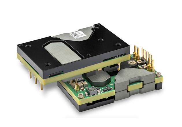 Flex Power Modules Introduces Quarter Brick DC/DC Converters Aimed at Data Centers Figure