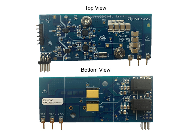 The GS-EVB-HB-66516T-RN.