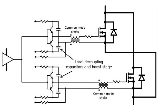 Figure 2: Gate Driver Circuit
