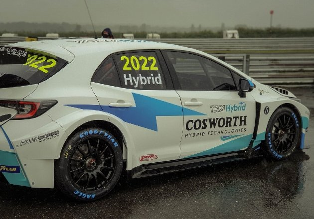 Hybrid Touring Car Championship To Use New Delta Motorsport Intelligent Power-dense Battery Packs Image