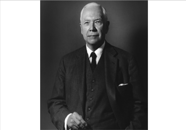 Figure 1: Indium Corporation founder Dr. William S. Murray dedicated his life to investigating and developing the uses of indium metal