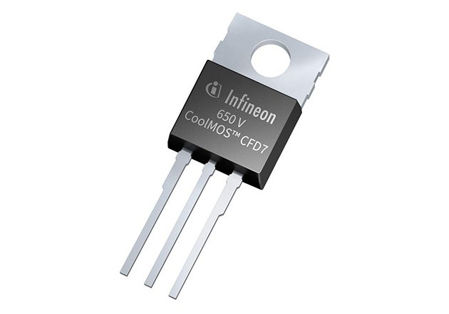 Infineon's New 650V MOSFETs Are Targeted at SMPS Applications Figure