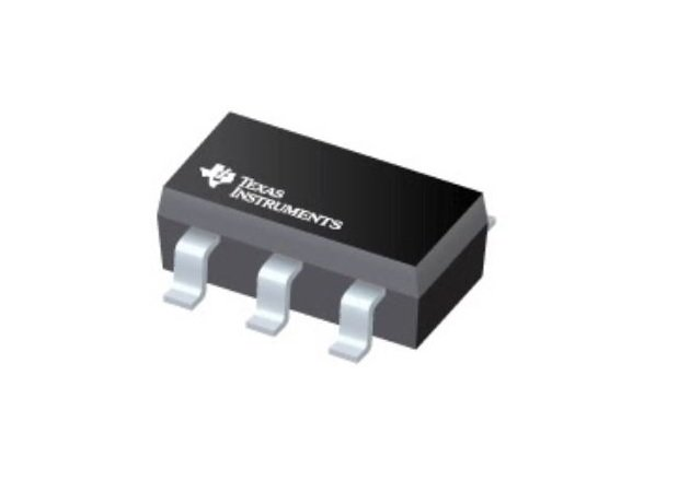 Figure 1. The LM2611 Ćuk converter from Texas Instruments.