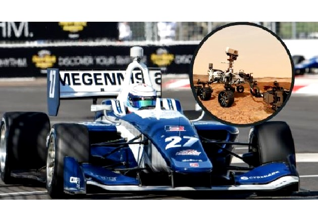 Images courtesy of KULR and Andretti Autosport.