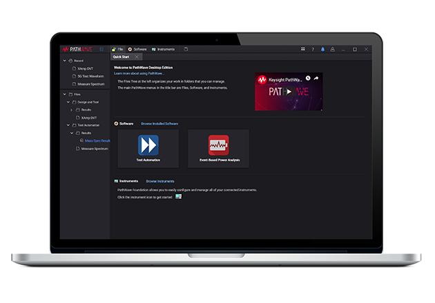 Keysight Pathwave Desktop Edition Image