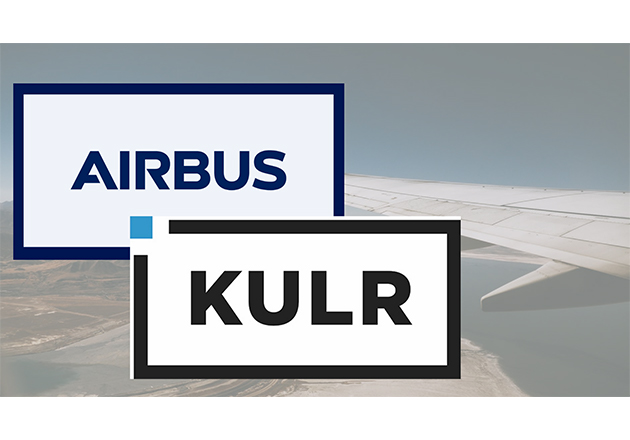 Modified image courtesy of Airbus and KULR.