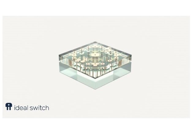 Menlo Micro acquired $44 million in Series B funding for its Ideal Switch technology. Image used courtesy of Menlo Micro