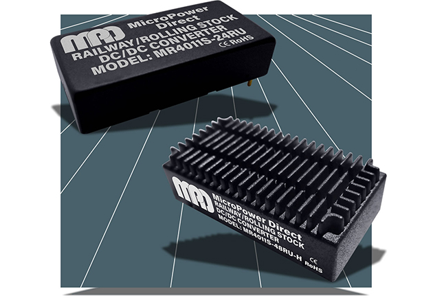 MicroPower Direct Introduces DC-DC Converter Series Figure