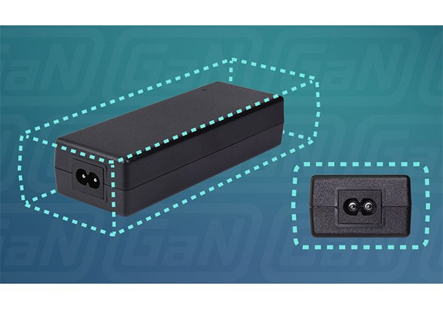 New 160W GaN Adapters Offer 48% Size Reduction Figure
