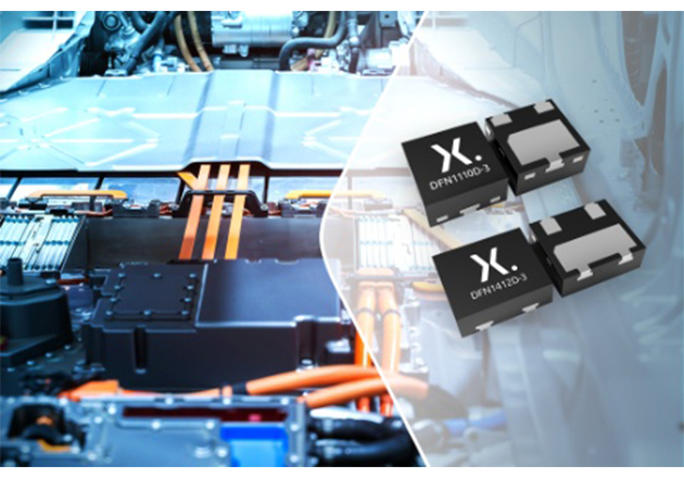Nexperia Augments its Line of CAN-FD Protection Diodes With New Leadless Additions Figure