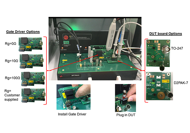 PD1500A DPT Modular fixture