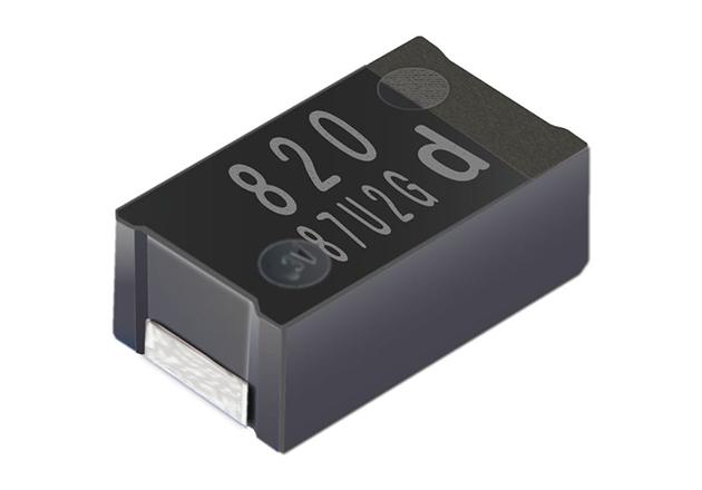 Panasonic GY Series Polymer Aluminum Electrolytic Capacitors