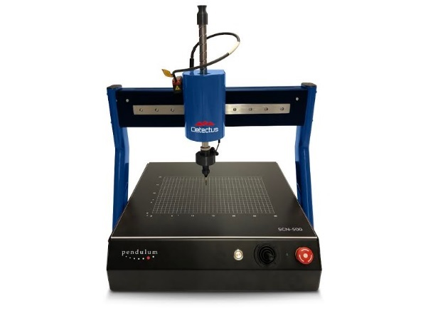 Pendulum Instruments introduces a new EMC-Scanner from Detectus