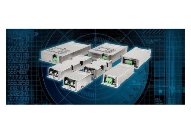 The DAx DC/AC and DBx AC/AC series of Power Supplies. Image courtesy of Powerbox