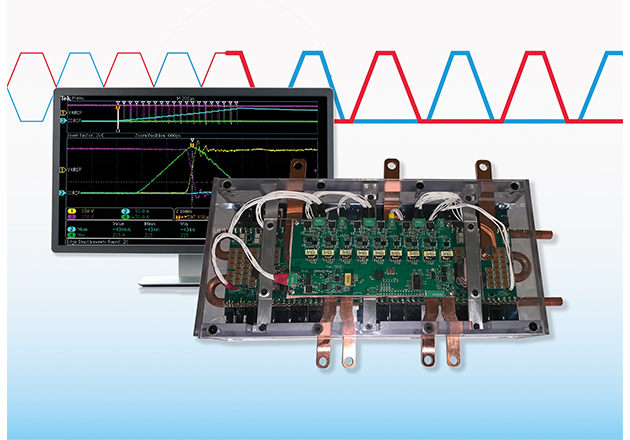 Pre-Switch Demonstrates Efficacy of AI-based Soft Switching Using 200kVA Inverter Reference Figure