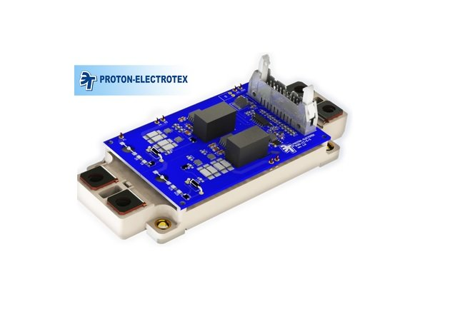 Proton Electrotex Introduces IGBT Modules and Phase Control Thyristors with Proprietary Drivers