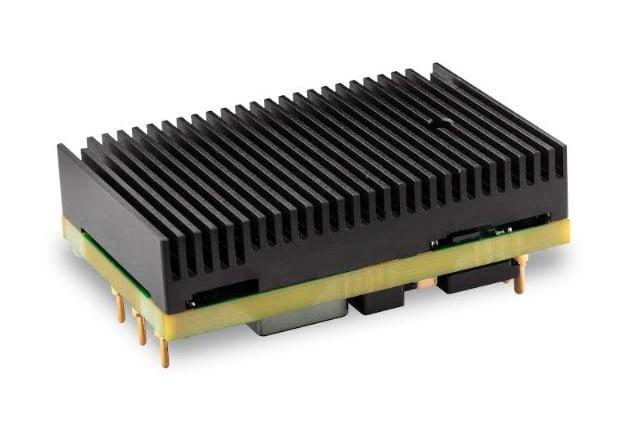 Quarter Brick Isolated DC-DC Converter for Datacom Applications