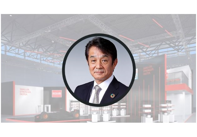 Isao Matsumoto is the president and CEO of ROHM Semiconductor.