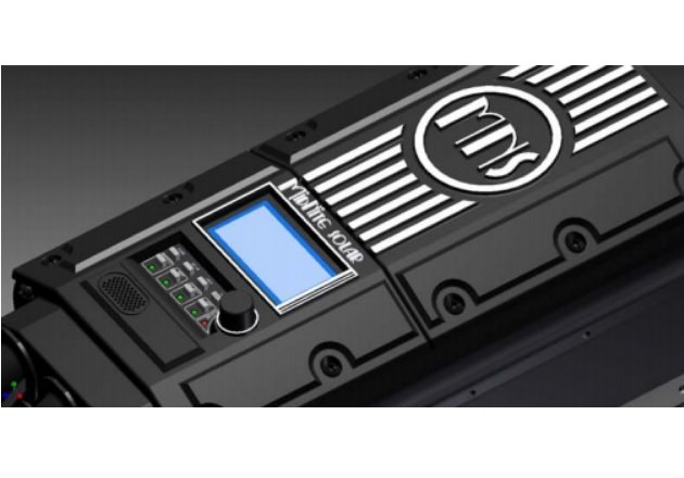 The Barcelona MPPT Charge controller is able to monitor, communicate, and program all existing and future MidNite products. Image used courtesy of MidNite Solar.