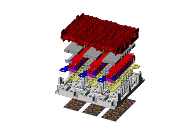 Figure 2: The internal structure of the SKiM93