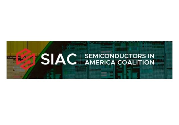 The Semiconductors in America Coalition (SIAC) includes participation from leading market players in the U.S. and abroad.