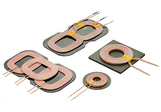 Signal Transformer Showcases Wireless Charging Coils for Auto Applications Figure