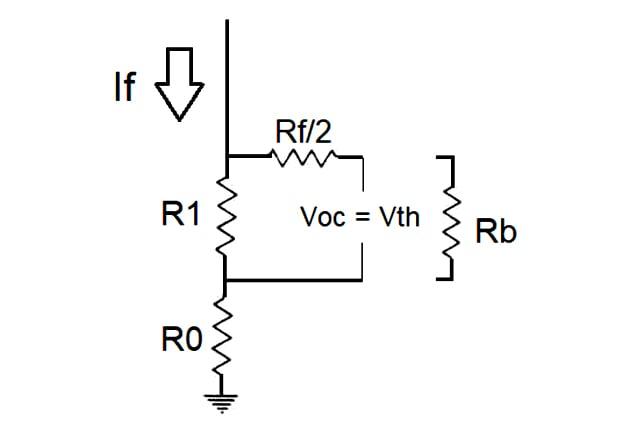 Open circuit voltage