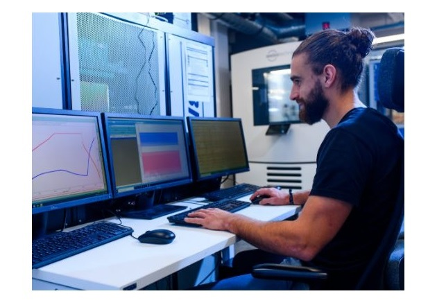 At TWAICE's in-house labs, cell simulation models are parametrized to meet customer needs. Image used courtesy of TWAICE