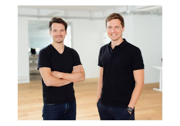 TWAICE was founded by Dr. Michael Baumann and Dr. Stephan Rohr in June 2018. Image used courtesy of TWAICE