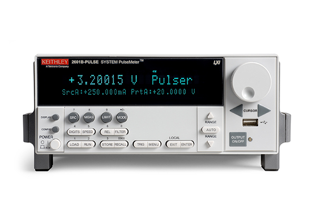 Tektronix Adds Industry-First Technology Which Eliminates Pulse Tuning in New All-In-One 2601B-PULSE System SourceMeter Figure