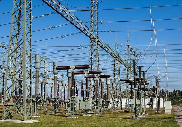 The Basics of Substation Grounding: Parts of the Grounding System Figure