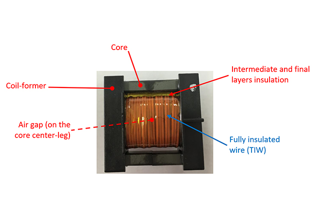 solated flyback transformer construction