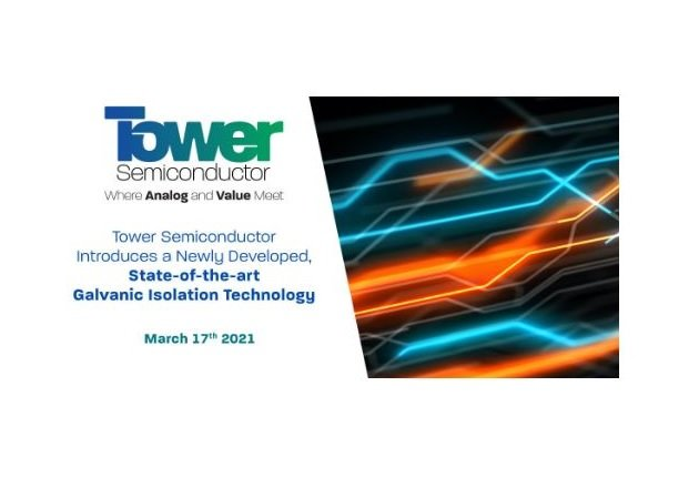 Image courtesy of Tower Semiconductor