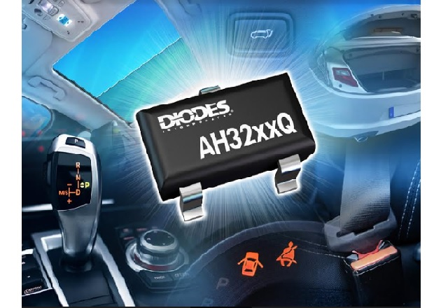 Two-Wire Hall Effect Switches with Self-Diagnostics From Didoes Incorporated