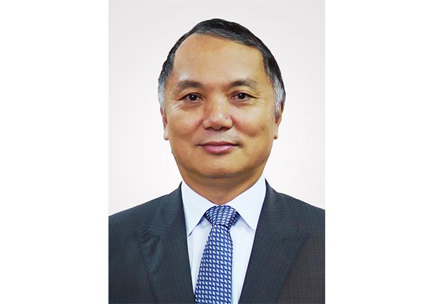 Wayne Tseng, Chairman of EDOM Technology.