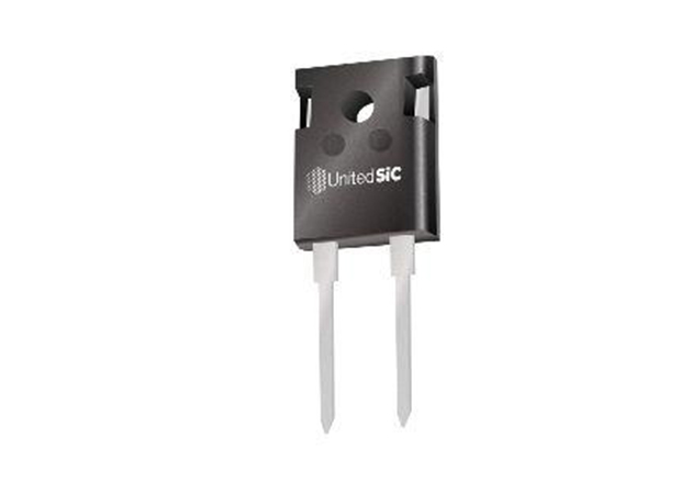 UnitedSiC Unveils Four JBS Diodes, Augmenting its Schottky Diode Portfolio Figure